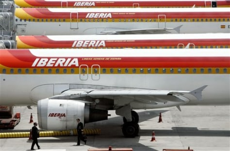 Image: British Airways-Iberia merger
