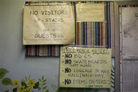 Image: Venice Hostel