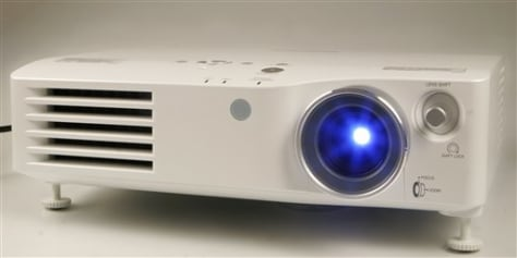 Image: Home theater projector