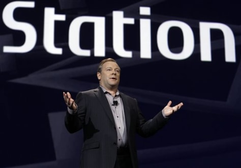 Image: Jack Tretton, CEO of Sony PlayStation