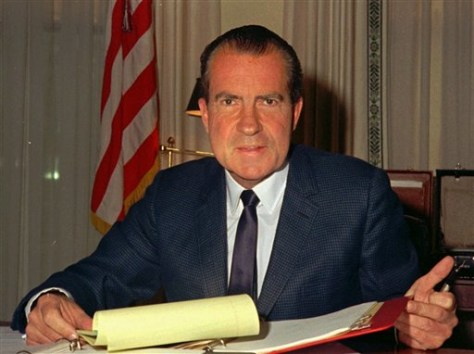Image: Richard Nixon