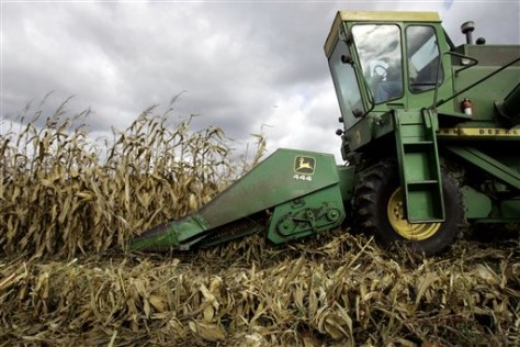 Corn Consequences