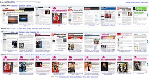 Image: Google News Flipper