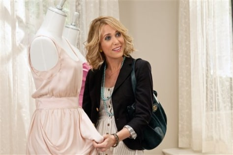 "IMAGE: Kristen Wiig in ""Bridesmaids"""
