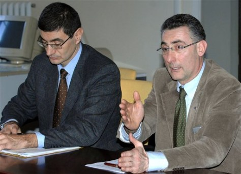 Image: Mauro Marabini and Franco Filipponi