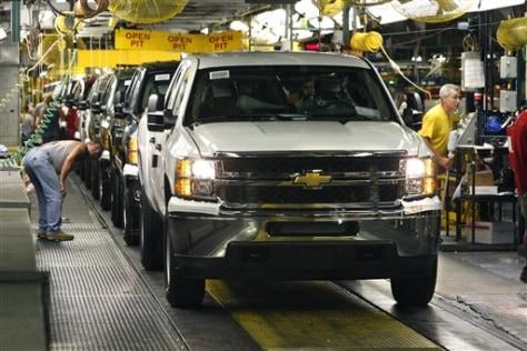 Source Gm Adding 650 Plus Jobs In Michigan Business