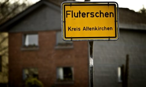 Image: Fluterschen near Koblenz, western Germany