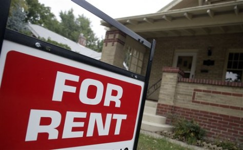 Image: 'For rent' sign