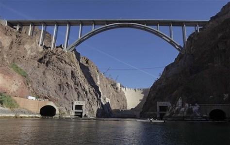 Hoover Dam bypass bridge finally opens - Travel - Destination Travel