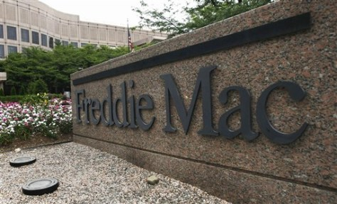 Image: Freddie Mac sign