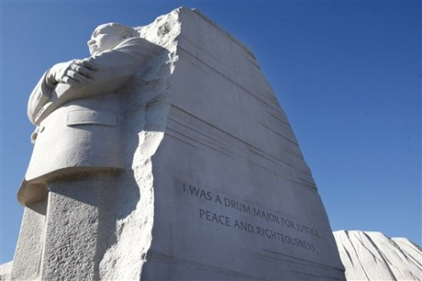 Image: Martin Luther King Jr. memorial