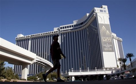 Image: Las Vegas Hotel and Casino