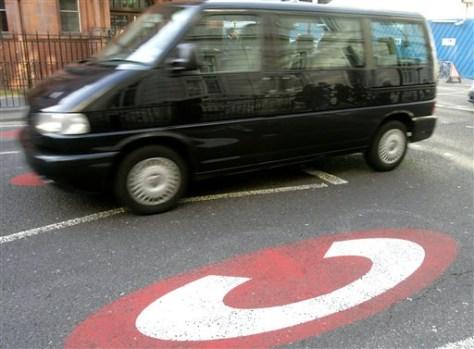 Image: London street