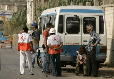 IMAGE: RED CROSS WORKERS