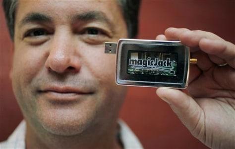 Image: Dan Borislow, magicJack CEO