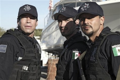 TV soap scrubs image of Mexican police - TODAY News - TODAY.com