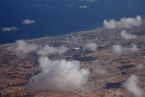 Image: Aerial view of Sirte