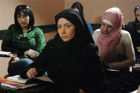 sex violence islam syrian soap raises drama world