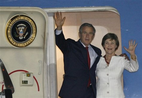 Mexico US Bush