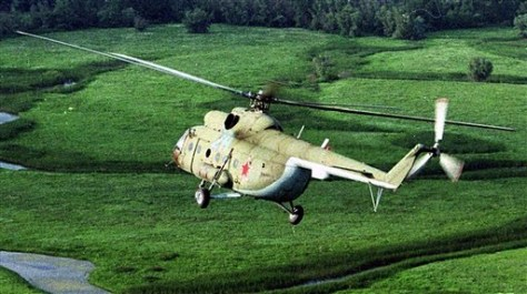 IMAGE: RUSSIAN HELICOPTER