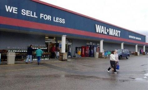 BENNINGTON WAL MART