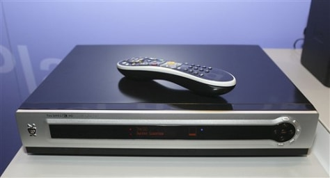Tivo's Series 3 HD digital media recorder.