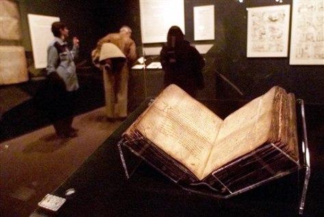 Image: Archimedes Palimpsest