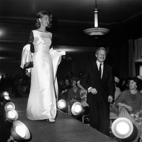 Designer Oleg Cassini Dead At 92 Today Gt Style Today Com
