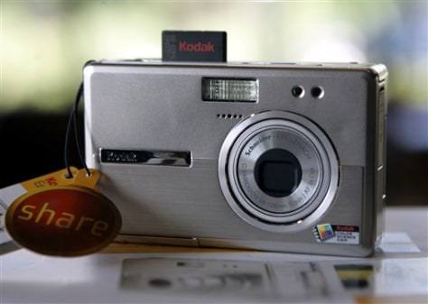 KODAK WIRELESS CAMERA