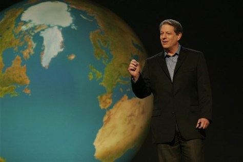 IMAGE: GORE IN SCENE FROM DOCUMENTARY