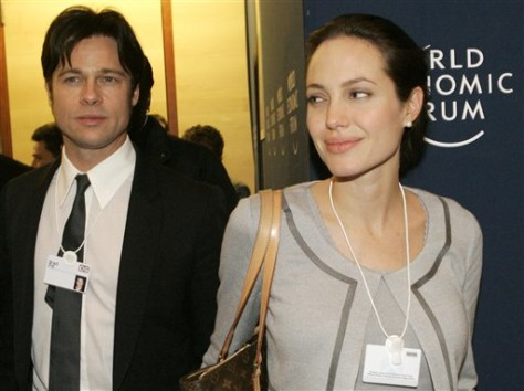 Image: Pitt and Jolie