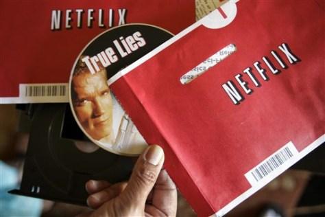 Image: Netflix service