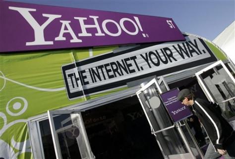 Image: Yahoo Inc. building