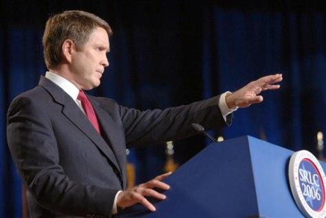 Senate Majority Leader Sen. Bill Frist