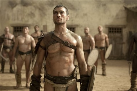 Image: Andy Whitfield