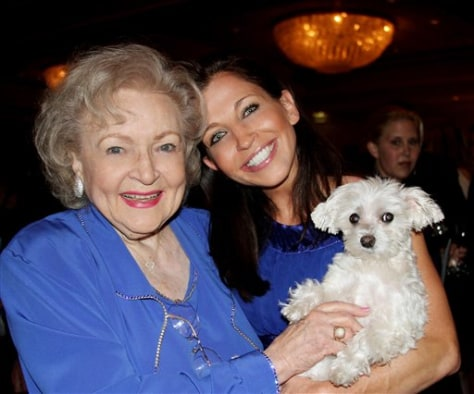 Betty White, Kristen Stewart, Lucky Diamond