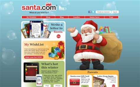 Is tech friend or foe to santa claus technology science tech next story in holiday tech guide spiritdancerdesigns Gallery
