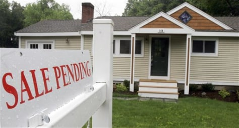 Image: Pending home sale