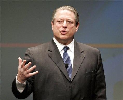 IMAGE:Al Gore
