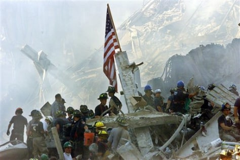 Post 911 A Security Blanket For A Wounded Nation Us News Nbc News