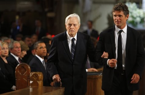 Sargent Shriver, Anthony Kennedy Shriver