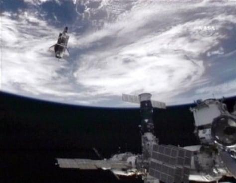 space shuttle grid - photo #9