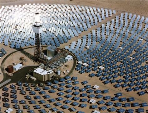 IMAGE: SOLAR PLANT