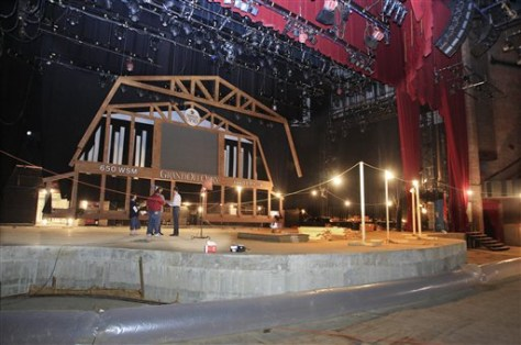 Image: Grand Ole Opry House
