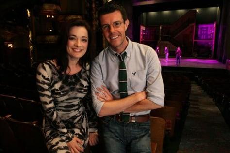 Laura Michelle Kelly, Gavin Lee