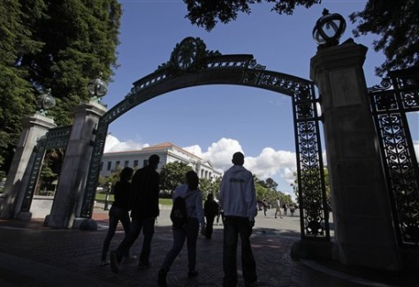 Image: Sather Gate