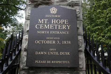 Image: Mount Hope Cemetery