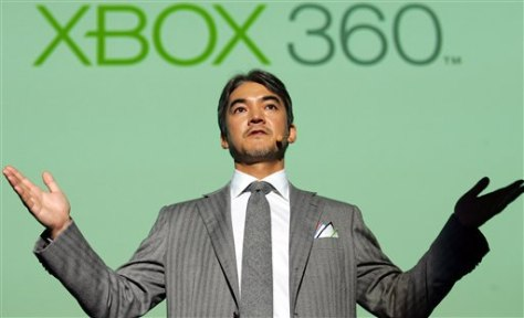 Image: General manager of Xbox division in Tokyo