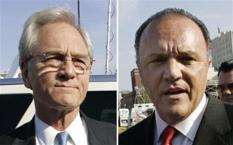 Don Siegelman, Richard Scrushy
