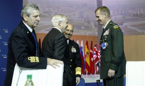 Image: NATOdefense ministers